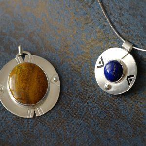 Pendentif – Lapis lazuli