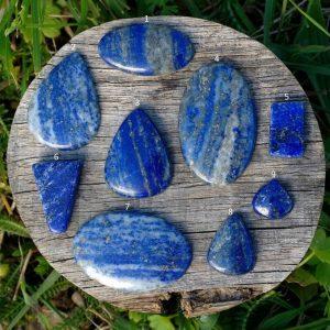 Pierres Fines – Lapis lazuli