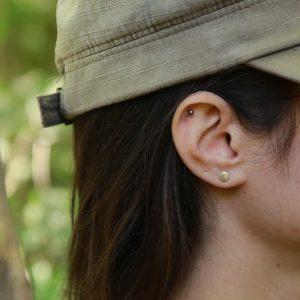 Boucles d'oreilles – Rec
